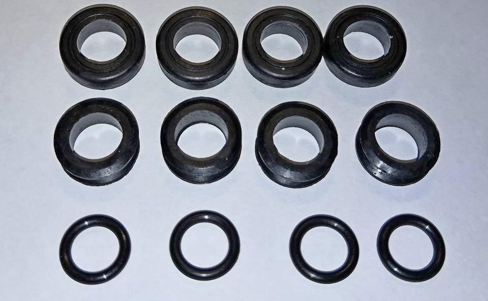 Уплотнительные кольца форсунок